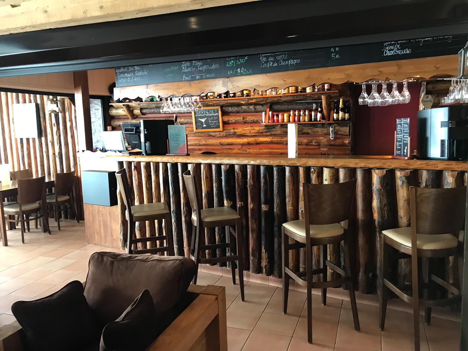 Le Bar - Hôtel Terril Blanc Tignes
